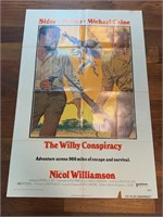 """1975 """"The Wilby Conspiracy"""" United"""