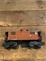 Baltimore And Ohio Train Cart