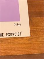 "1974 ""The Exorcist"" Warner Bros."