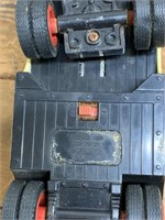 3 1988 Hess Gasoline Toy Trucks
