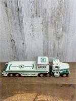 1985 And 2002 Hess Gasoline Trucks