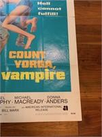 "1970 ""Count Yorga Vampire"""