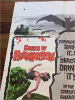 """Curse of Frankenstein and Horror of"