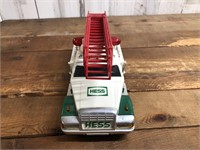 Two 1994 Hess Gasoline Firetruck