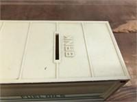 1987 Hess Gasoline Semi-Trcuk Coin Bank