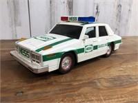 1993 Hess Gasoline Police Car