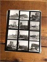 Selection Of Vintage Photo Graphs