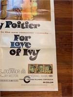 "1968 ""For Love of Ivy"" Cinerama"