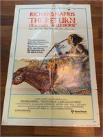 "1976 ""The Return of a Man Called Horse"""