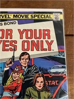 Marvel James Bond For Yours Eyes Only