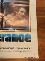 """1972 """"Deliverance"""" Warner Bros."""