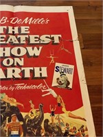 """1952 """"The Greatest Show on Earth"""""""