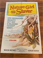 """1959 """"Nature Girl and The Slaver"""""""