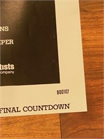 "1980 ""The Final Countdown"" United"