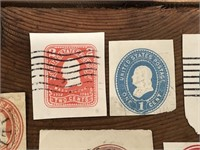 Selection Of United States Stamps