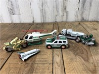 Selection Of Hess Gasolines Vehicals