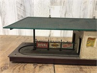 Lionel Automatic Frate Station
