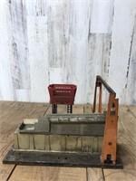 Lionel Colver Pipe Co. Train Set Piece