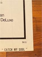 """1974 """"Catch My Soul"""" Cinerama"""