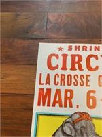 Shrine Circus La Crosse Center Mar 6,7,