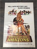"1973 ""Battle of The Amazons"" American"