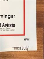 "1974 ""Rosebud"" United Artist Corp."