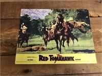 Three 1966 limited Red Tomahawk Lobby