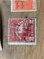Selection of US and Foreign Stamps