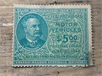 Selection of US Stamps