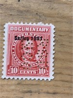 Selection of Documentary, Stock Transfer