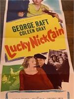 "1951 ""Lucky Nick Cain"" 20th Century"