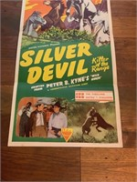 """""""Silver Devil"""" Astor Pictures Corp."""