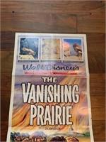 """The Vanishing Praire"" Walt Disney"