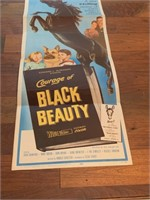 """1957 """"Courage of Black Beauty"""" 20th"""