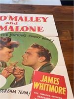 "1950 ""Mrs. O'Malley and Mr. Malone"""