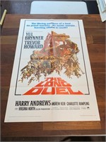 """1967 """"The Long Duel"""" Paramount Pictures"""