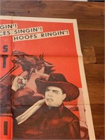 "1955 ""The Pinto Kid"" Columbia Pictures"