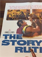 """1960 """"The Story of Ruth"""" 20th Century"""