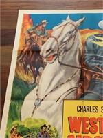 """1952 """"Western Caravans"""" Columbia"""