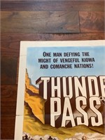 "1954 ""Thunder Pass"" Lippert Pictures"