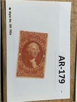 Selection of George Washington One