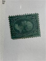 US One Cent Stamp