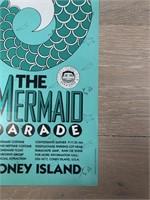 """1983 """"The Mermaid Parade"""" Coney Island, USA."""
