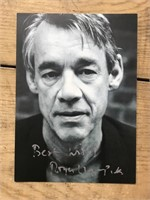 Autographed Roger Loyd Park