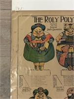 """1902 """"The Roly Poly's Christmas"""" Paul West"""
