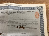1905 A Great Northern Railway Company