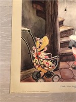 """1945 """"Little Miss Muffet"""" by Simon and Schuster,"""