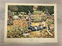 """1945 """"Little Boy Blue"""" by Simon and Schuster,"""