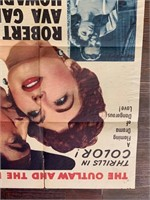 1953 Ride Vaquero Movie Poster