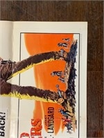 1969 To Hell With The Gringos Litho